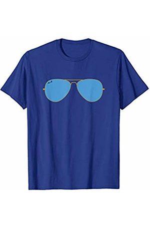 WearQ Apparel - Pilot T-shirts - Best Pilot Sunglasses   Funny and Cool Aviator Gift T-Shirt