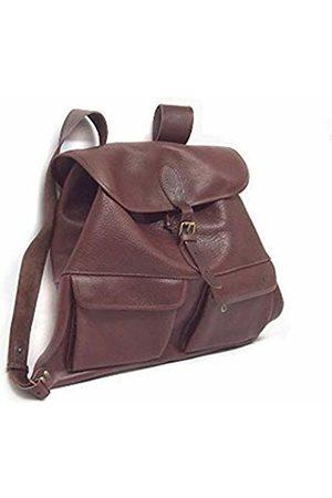 DELFIERO Caccia Casual Daypack 50 Centimeters (Marrone)