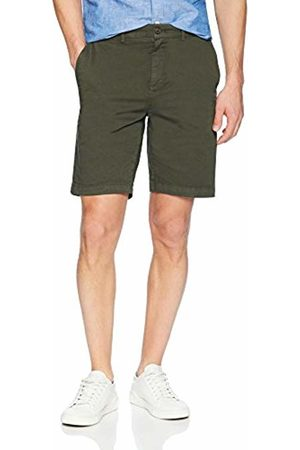 Goodthreads 7 Inch Inseam Flat-front Stretched Chino Short