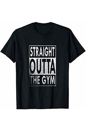 Mukuwa sports Straight Outta The Gym - Workout Gift T-Shirt