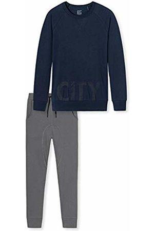 Schiesser Boys Pyjamas - Boy's Schlafanzug Lang Pyjama Set
