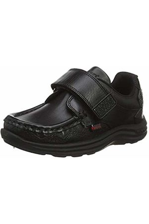 Kickers Boys' Reasan Sawrus Loafers, ( Blk)