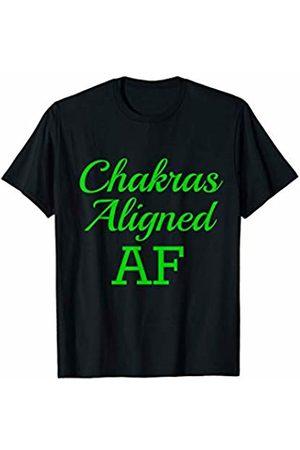 Chakras Activated T-Shirts and Yoga Gifts Chakra Yoga Shirt Spiritual Chakras Meditation Namaste Gift T-Shirt