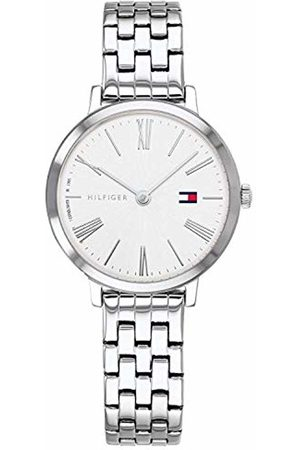 Tommy Hilfiger Womens Analogue Classic Quartz Watch with Stainless Steel Strap 1782056