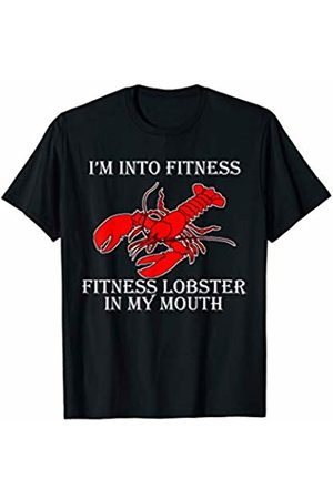 Funny Lobstah Shirt Lobster Maine gifts T-shirts - Lobstah Maine Map lobster pot lobster costume T-Shirt