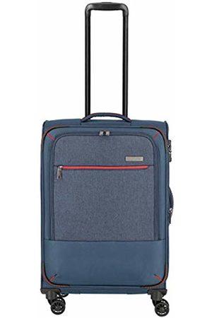 """Elite Models' Fashion Reisegepäck-Serie """"Arona"""" von : attraktive Trolleys und Bordtaschen in 3 Farben Hand Luggage 66 Centimeters 56 (Marine)"""