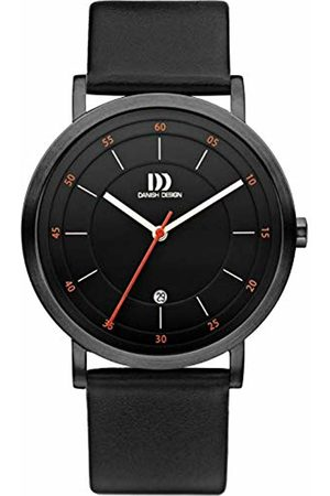 Danish Designs Danish Design Unisex Adult Analogue Classic Quartz Watch with Leather Strap DZ120729