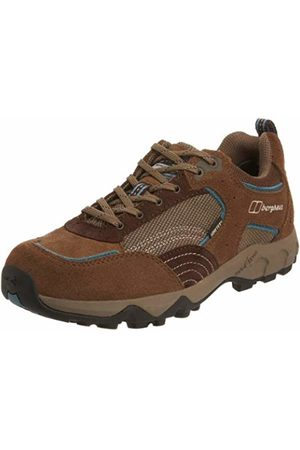Berghaus Women's WMNS Explorer Low GTX Hiking Shoe Walnut/Storm 80039 W 85 3.5 UK