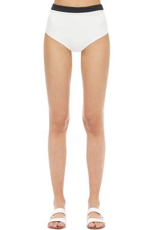 AEXAE Boy Short Bikini Bottoms