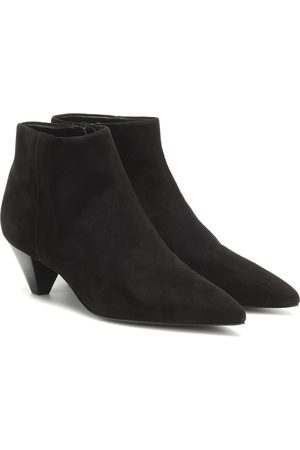 Mercedes Castillo Julienne suede ankle boots