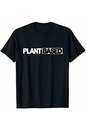 VEGAN T-SHIRT Plant Based - Vegan/ Vegetarian TShirt - Men & Women Tee T-Shirt