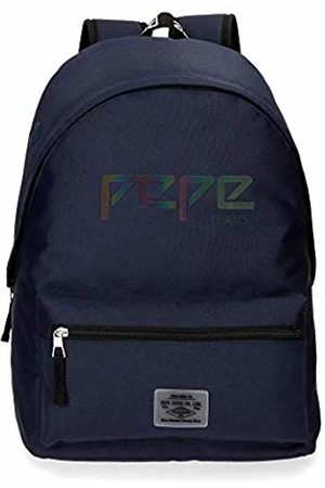Pepe Jeans Osset School Backpack 42 Centimeters 22.79 (Azul)