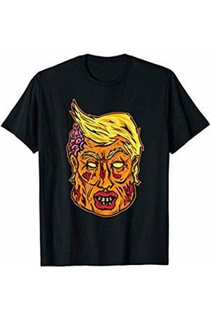 Trump Zombie Teez Cool and Creative Zombie Donald Trump T-Shirt