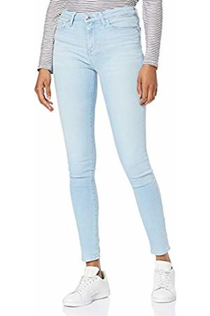 Tommy Hilfiger Women's Como Skinny Rw A Tabia Straight Jeans, 911