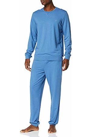 Hom Men's Indigo Modal ewear Pyjama Set