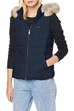 Tommy Hilfiger Women's Tjw Essential Hooded Down Vest Jacket