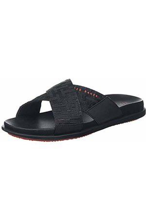 Ted Baker Ted Baker Men's Mablis Open Toe Sandals, Blk