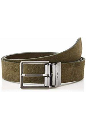Calvin Klein Men's 3.5cm Adj.rev.Logo Belt