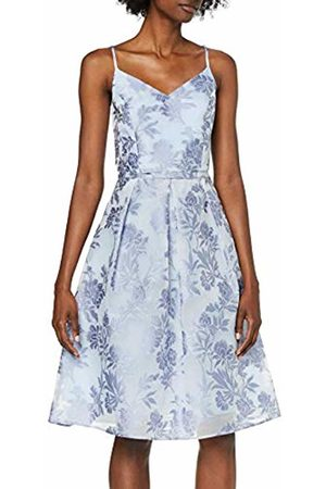 Dorothy Perkins Women's Burnout Shelf Prom Dress Party