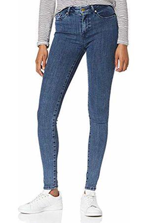 Tommy Hilfiger Women's Como Skinny Rw Meria Straight Jeans, 913