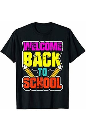Wowsome! Back To School Welcome Back To School Shirt Funny Teacher Love gift T-Shirt