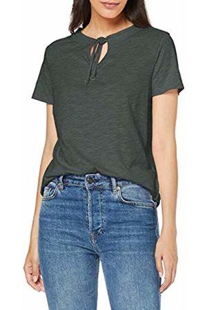 Cecil Women T-shirts - Women's 313630 T-Shirt, (Slate 11687)