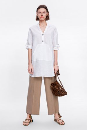 Zara Pouch pocket tunic