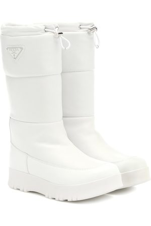 Prada Women Snow Boots - Leather boots