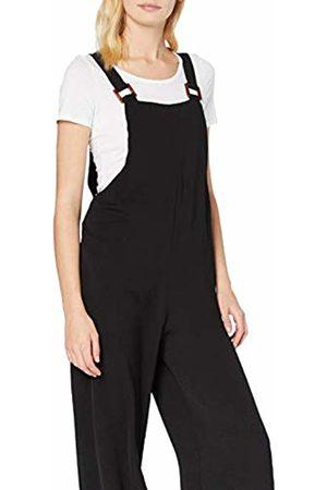 New Look Women's Buckle Dungaree Jumpsuit