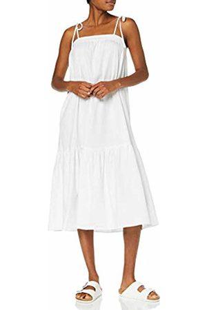 New Look Women's Linen Tier Smock Dress