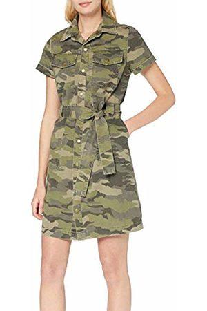 New Look Women's Kiki Camo Dress