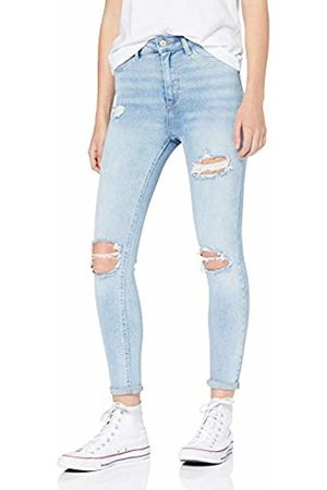 New Look Women's Extreme Rip Disco Skinny Jeans