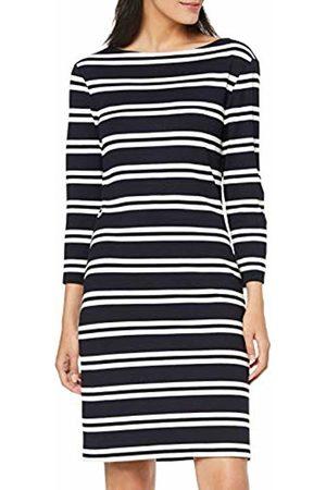 GANT Women's D1. Striped Dress Evening 433