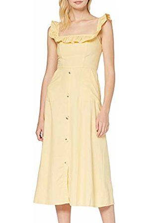 New Look Women Casual Dresses - Women's Linen Bardot Dress