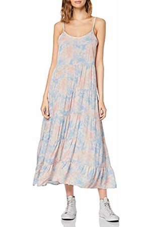 New Look Women's Toby Tie Dye Halter Dress