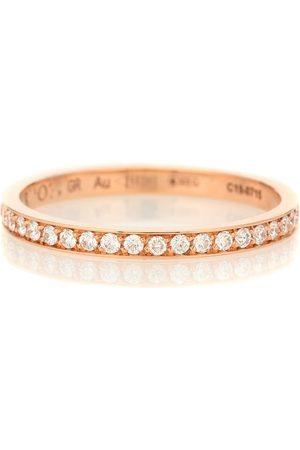 Repossi Berbere XS 18kt rose ring with diamonds