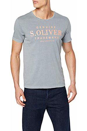 s.Oliver Men's 20.905.32.4467 T-Shirt, (Roof 9500)