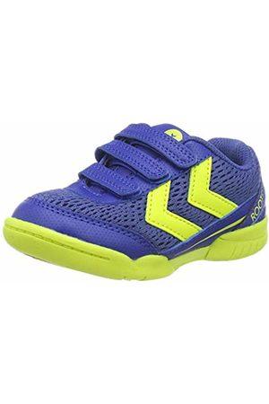 Hummel Unisex Kids' Root Jr Vc Handball Shoes, (True 7045)