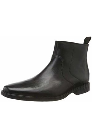 Clarks Men's Tilden Up Chelsea Boots, Leather