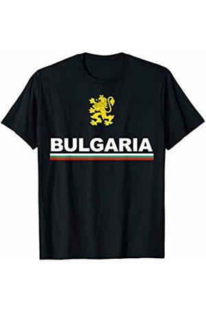 I Love Bulgariya Shirts Crest Of Bulgaria Tee Shirt Proud Bulgarian Sports Jersey T-Shirt