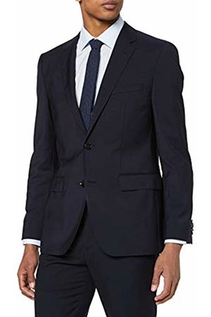 HUGO BOSS Men's Jeffery181s Suit Jacket, (Dark 401)
