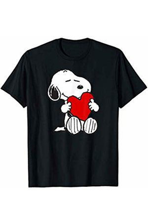 Peanuts Snoopy Hugging Heart