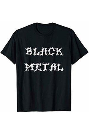 Mount Clothious Black Metal - Rock Music Musician T-Shirt