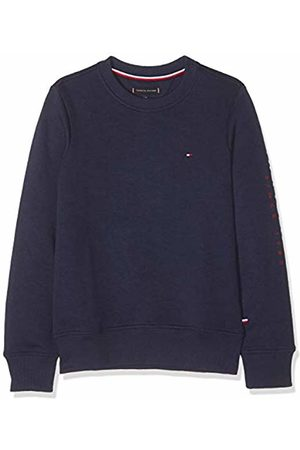 Tommy Hilfiger Boy's Flags Interlock Crew Sweatshirt