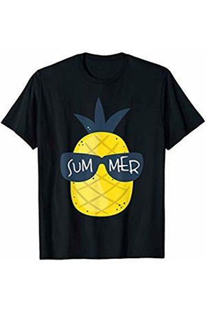 Totality Pineapple Summer Sunglasses T-Shirt