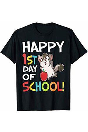 OKAI Tees First Day of School Shirts Happy 1st Day of School Shirt Back to School Sugar Glider T-Shirt