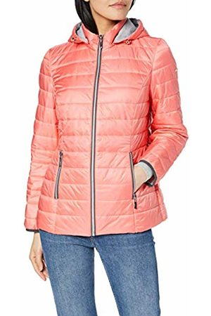 GINA LAURA Women's Steppjacke, abnehmbare Kapuze Jacket