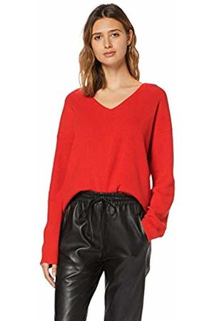 HUGO BOSS Women's Wennelly Jumper, (Bright 622)