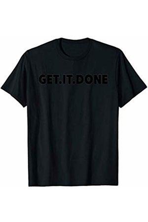 Go Rogue! Shirts Get.It. Done Entrepreneur College Fitness Bodybuilding Shirt T-Shirt
