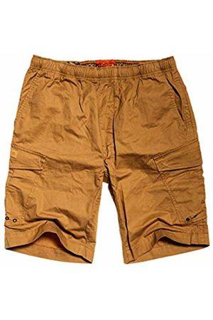 Superdry Men's World Wide Cargo Short (Golden Sand V4o)